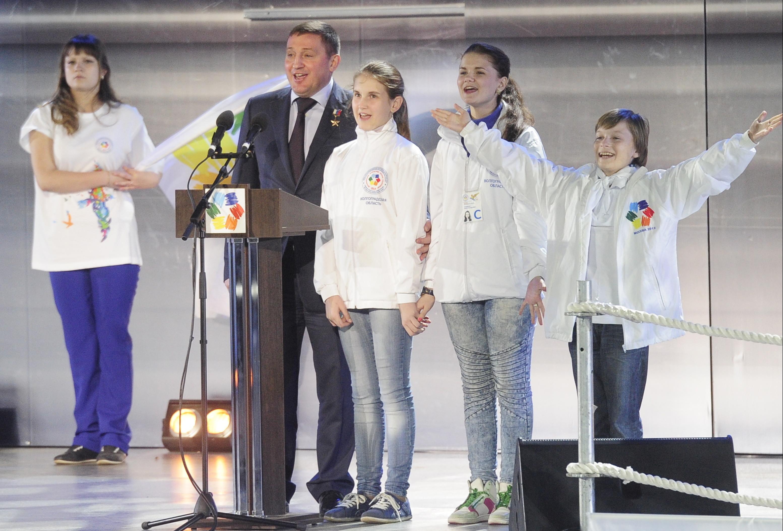 ВоВладивостоке стартуют молодежные Дельфийские игры