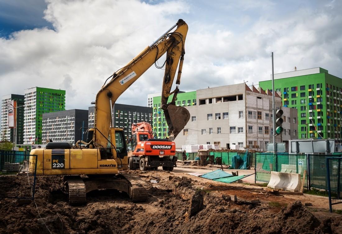 Первые дома стандартам реновации появятся в российской столице в 2020г