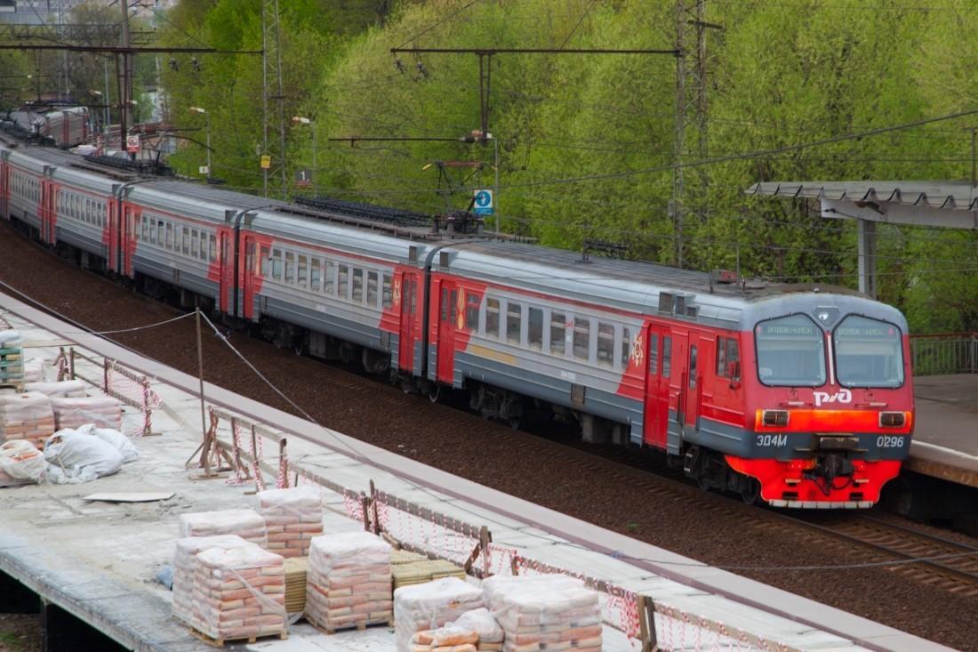 Кпразднику 9Мая сКурского вокзала запустят тематические поезда