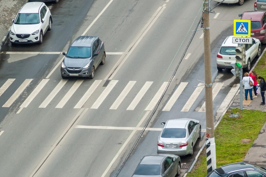 Что делать, если пешеход нарушает правила дорожного движения