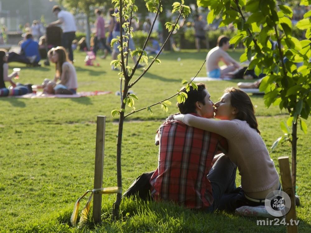 Синоптики обещают грозу вПетербурге 1мая
