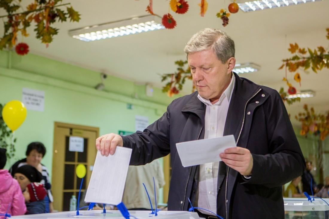 Явлинский больше небудет выдвигаться кандидатом впрезиденты