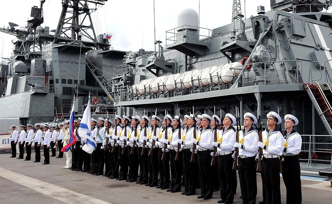 ВСредиземном море корабли с«калибрами» будут нести постоянную вахту— Путин