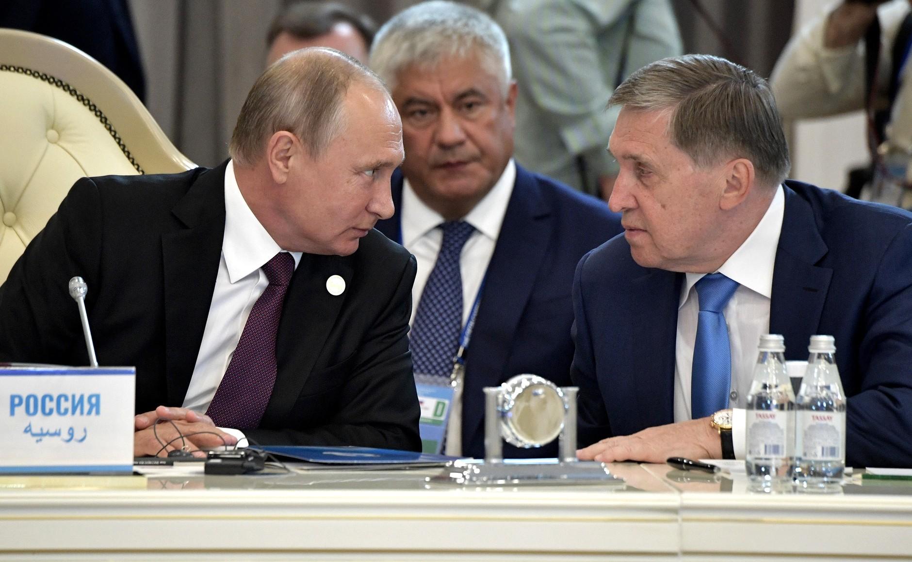 Подписана конвенция взащиту правового статуса Каспийского моря
