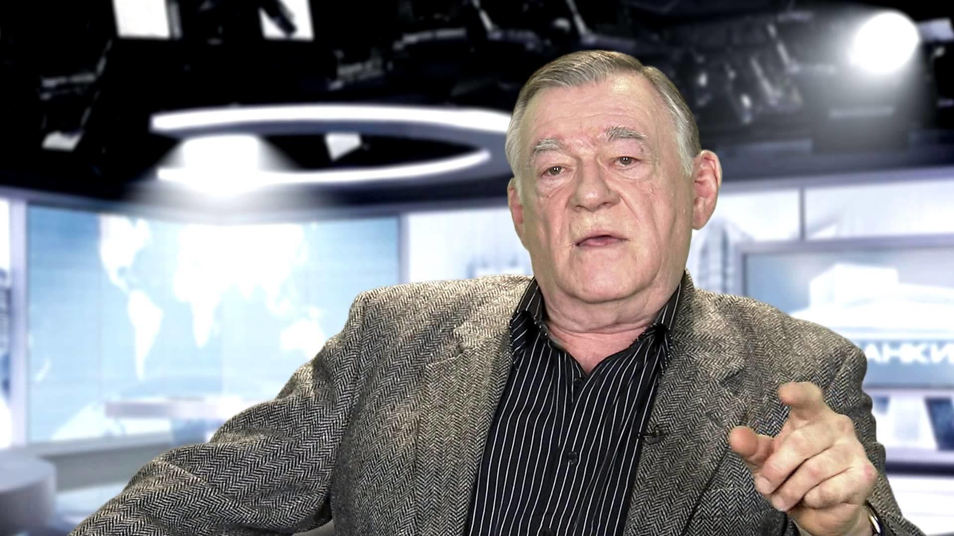 Скончался военный репортер Михаил Лещинский