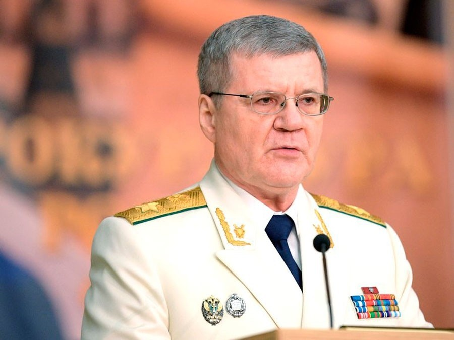 ОнизХакасии: Чайка представил вДагестане нового обвинителя республики