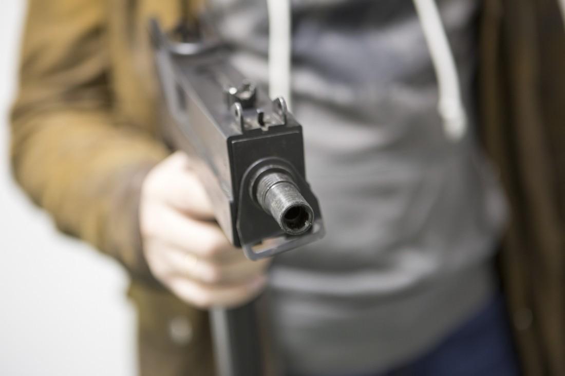Милиция  задержала правонарушителя  — Стрельба вМарселе