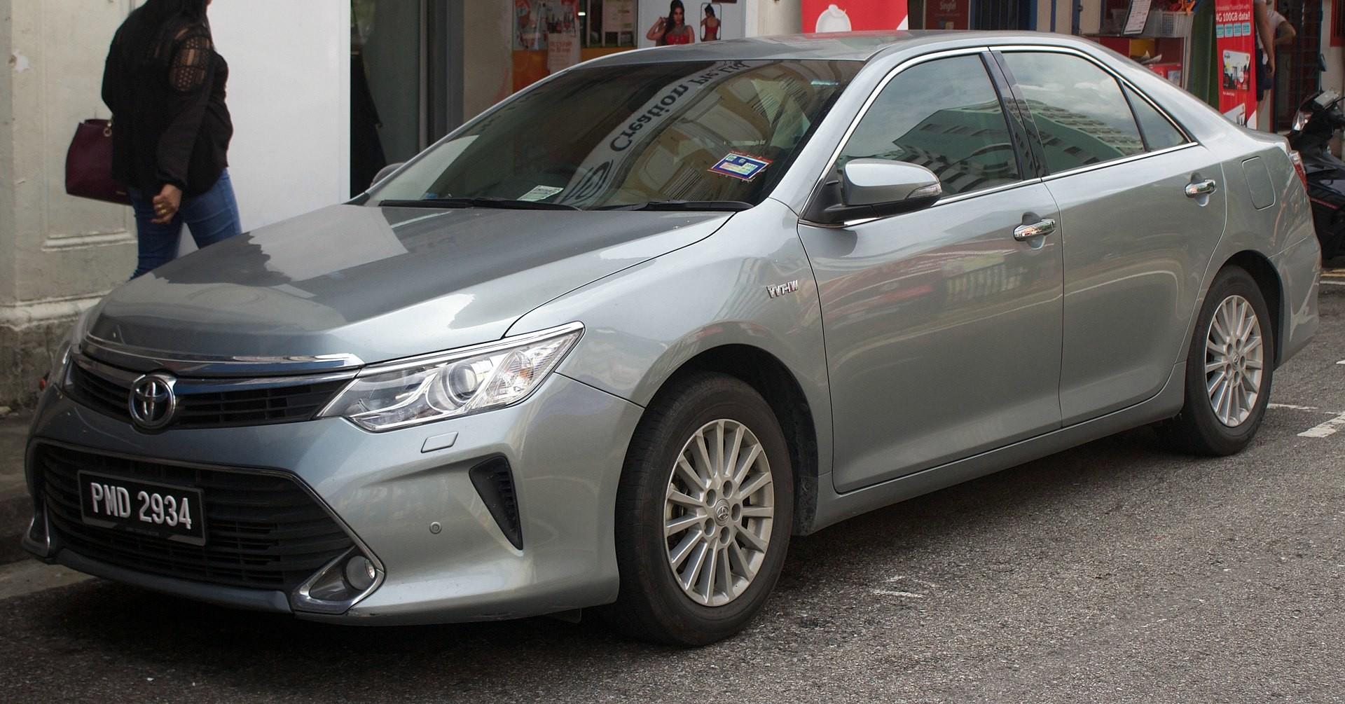 Новая Toyota Camry для России: свежая информация class=