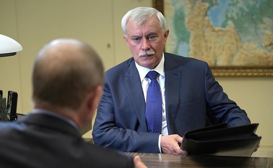 Заксобрание Петербурга просит Полтавченко урегулировать несанкционированные перепланировки жилых домов
