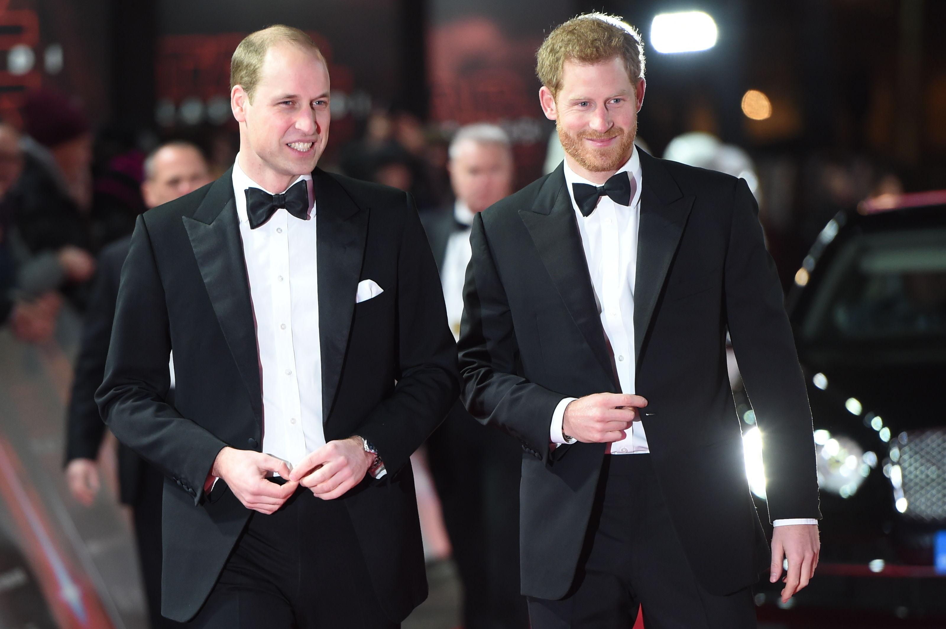 Английские принцы обогнали королеву попопулярности