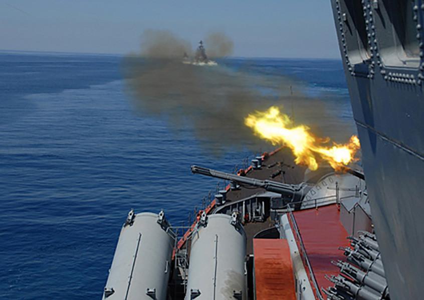 NI поведал о«монструозной» русской корабельной пушке
