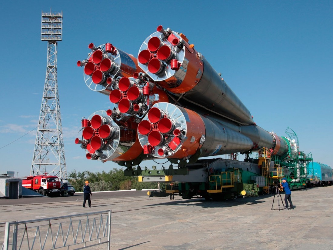 Пилотируемый запуск сБайконура перенесён с15 на21марта