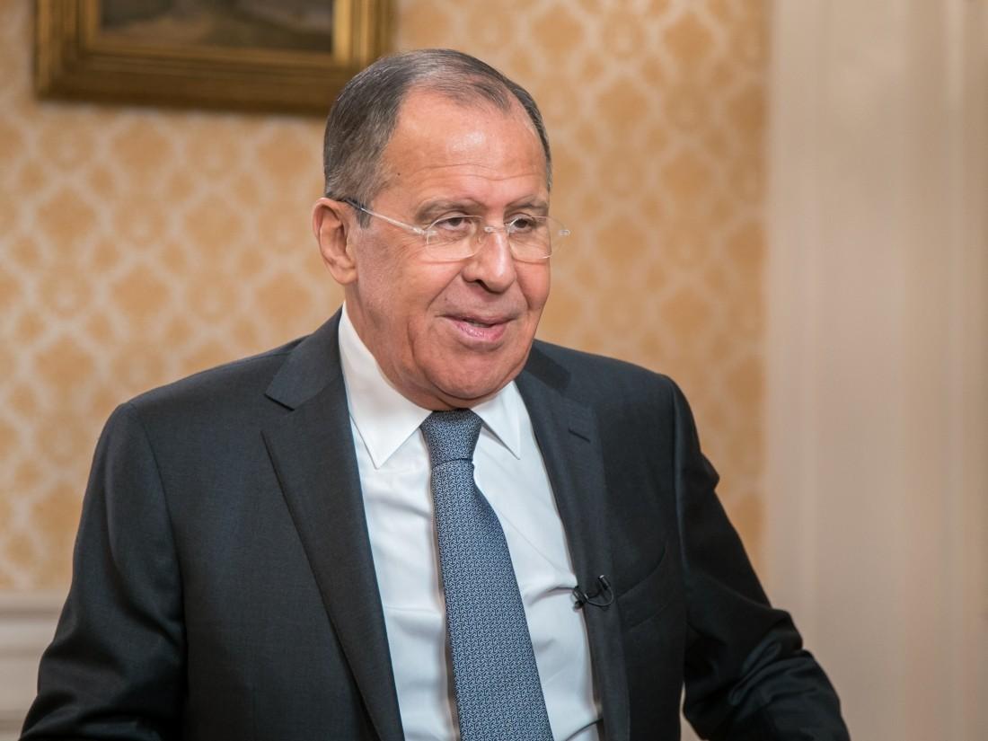 Политические успехи РФ вызывают аллергию наЗападе— Лавров