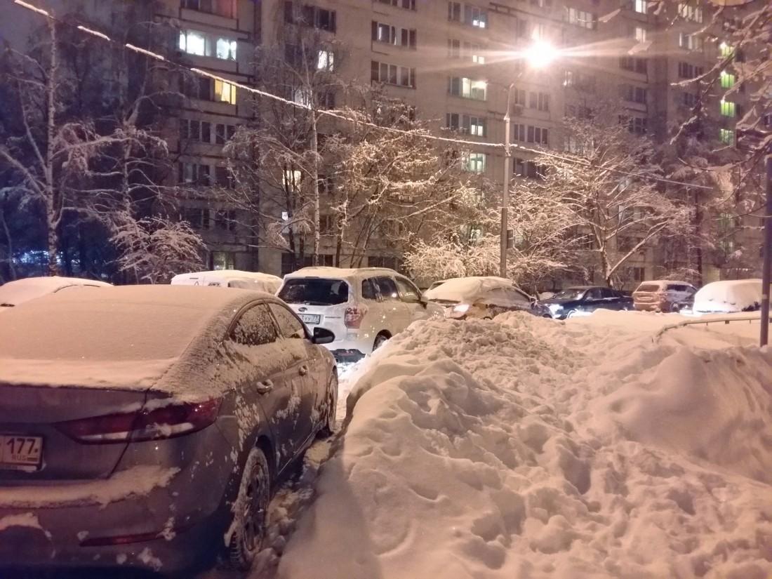 В столицу Российской Федерации возвратятся 20-градусные морозы