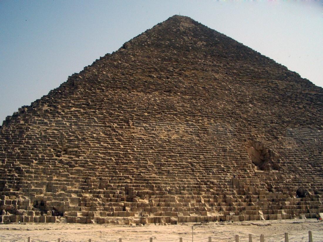 ВЕгипте найдена старинная гробница с необычайными фресками