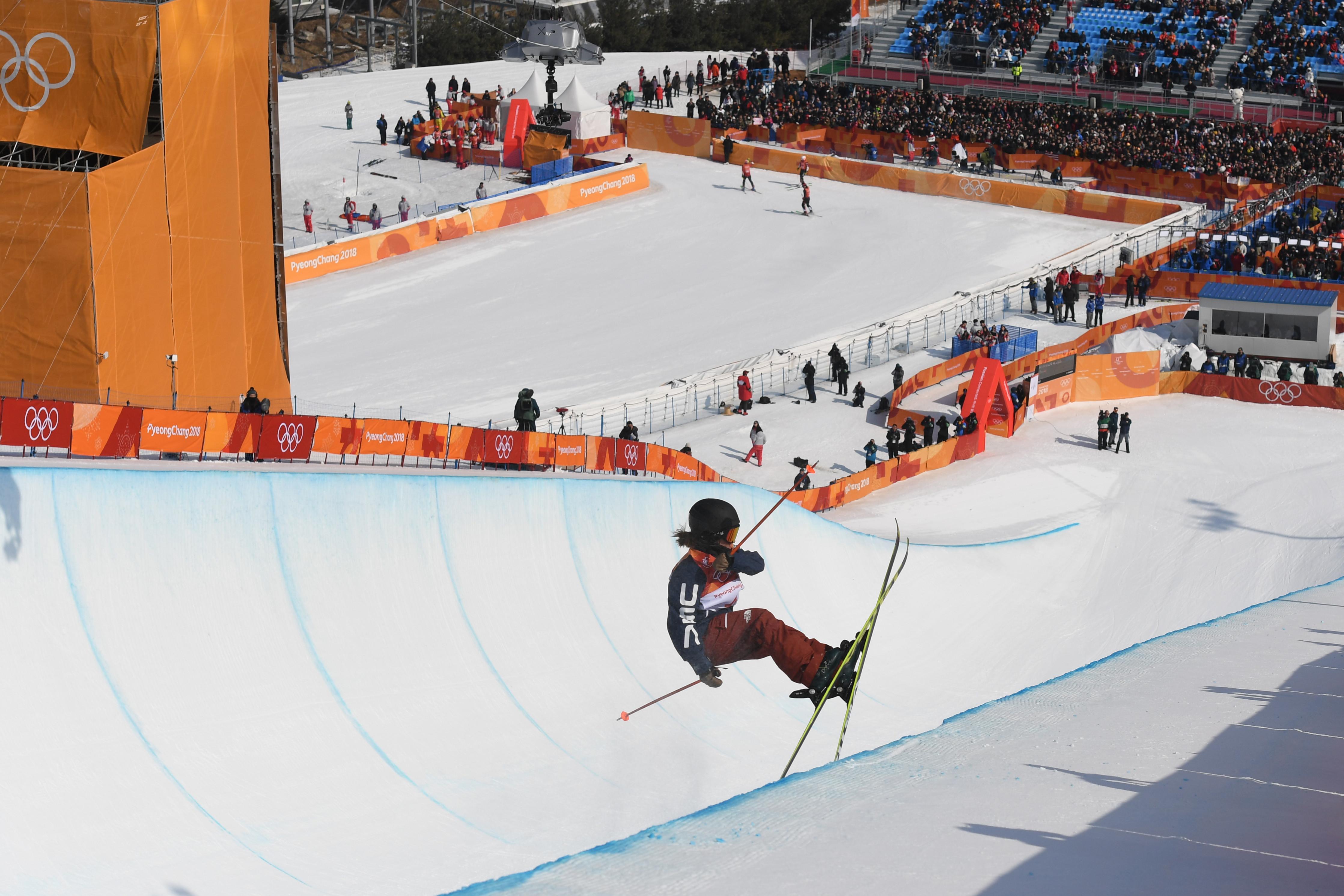 Как выглядит самое неимоверное вистории выступление спортсменки наОлимпиаде