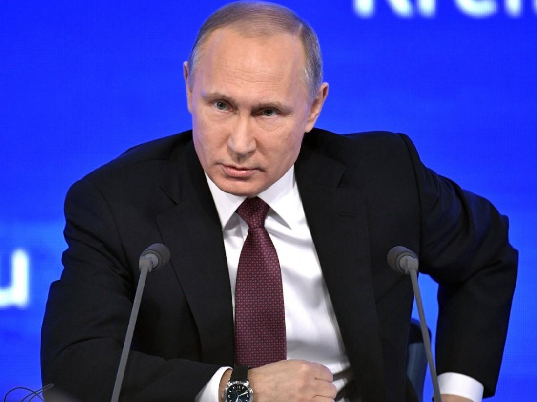 «Мыпродолжим улучшать деловой климат вРоссии»— Путин