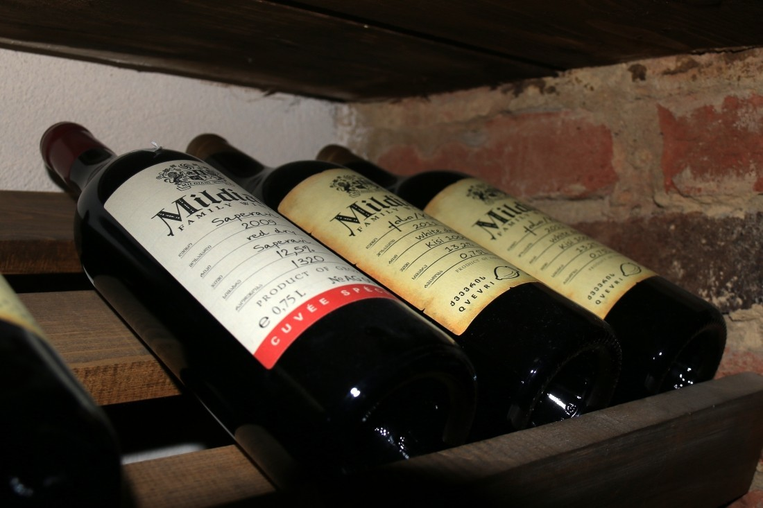 Грузия стала 3-м крупнейшим поставщиком вина в РФ