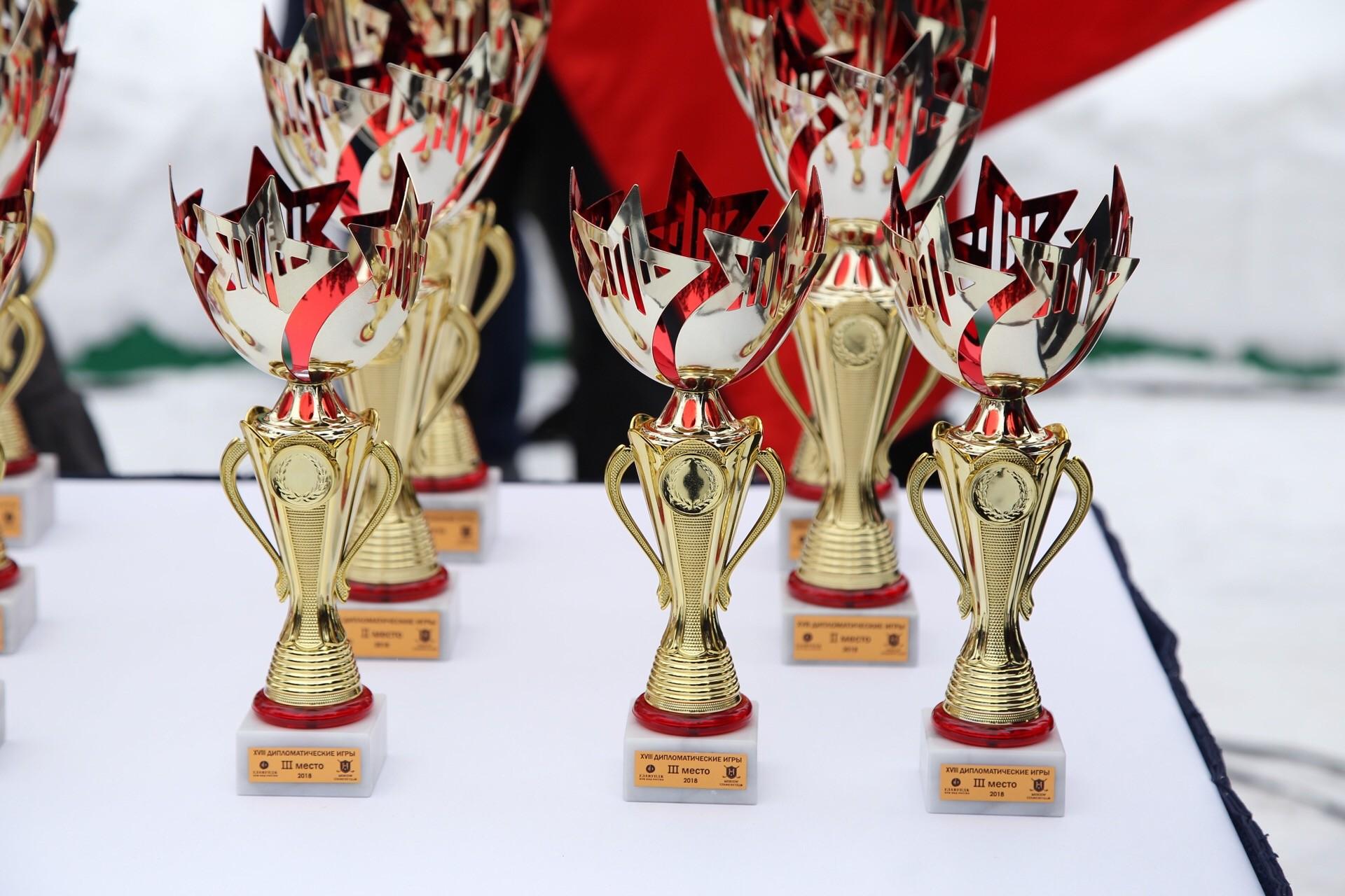 Дипломатические игры в Подмосковье: спорт объединил страны