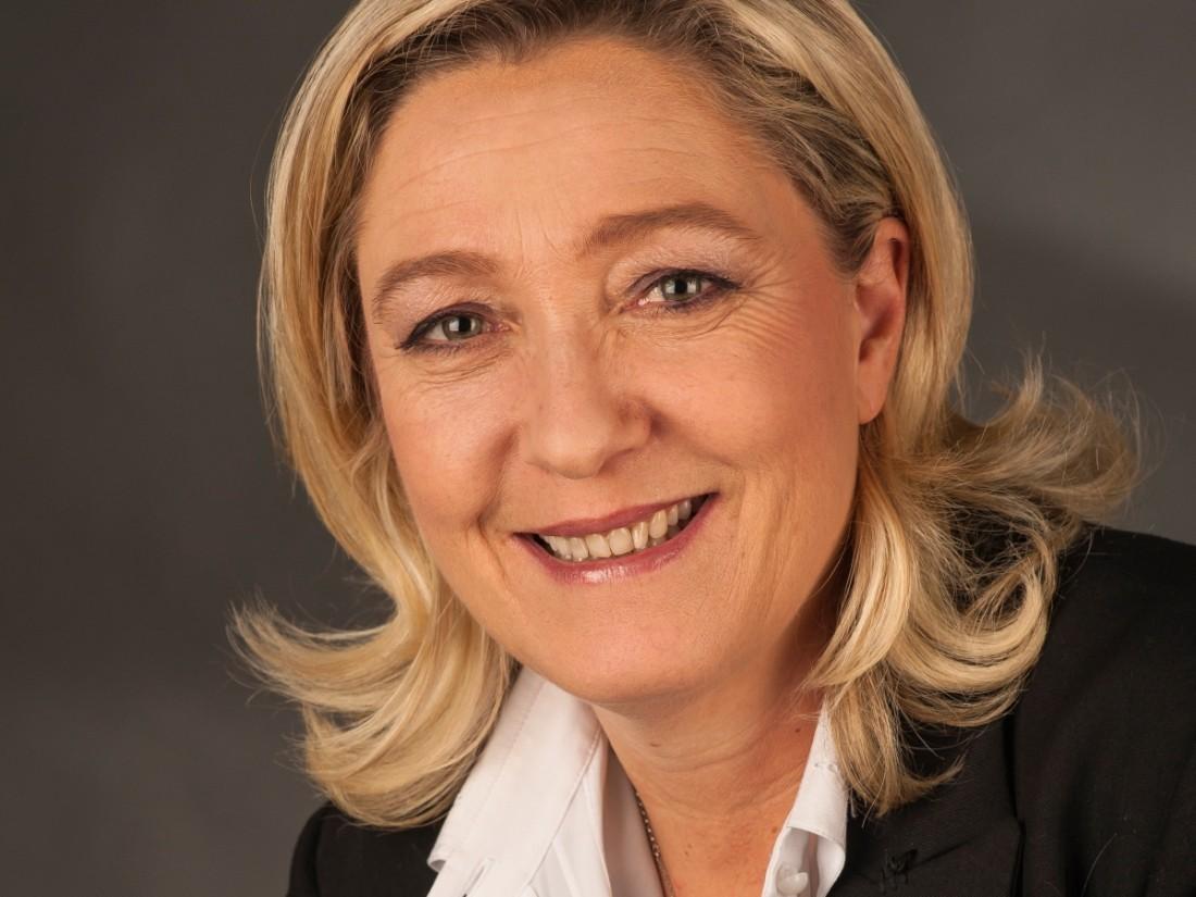 ЛеПен проведет ребрендинг партии «Национальный фронт»