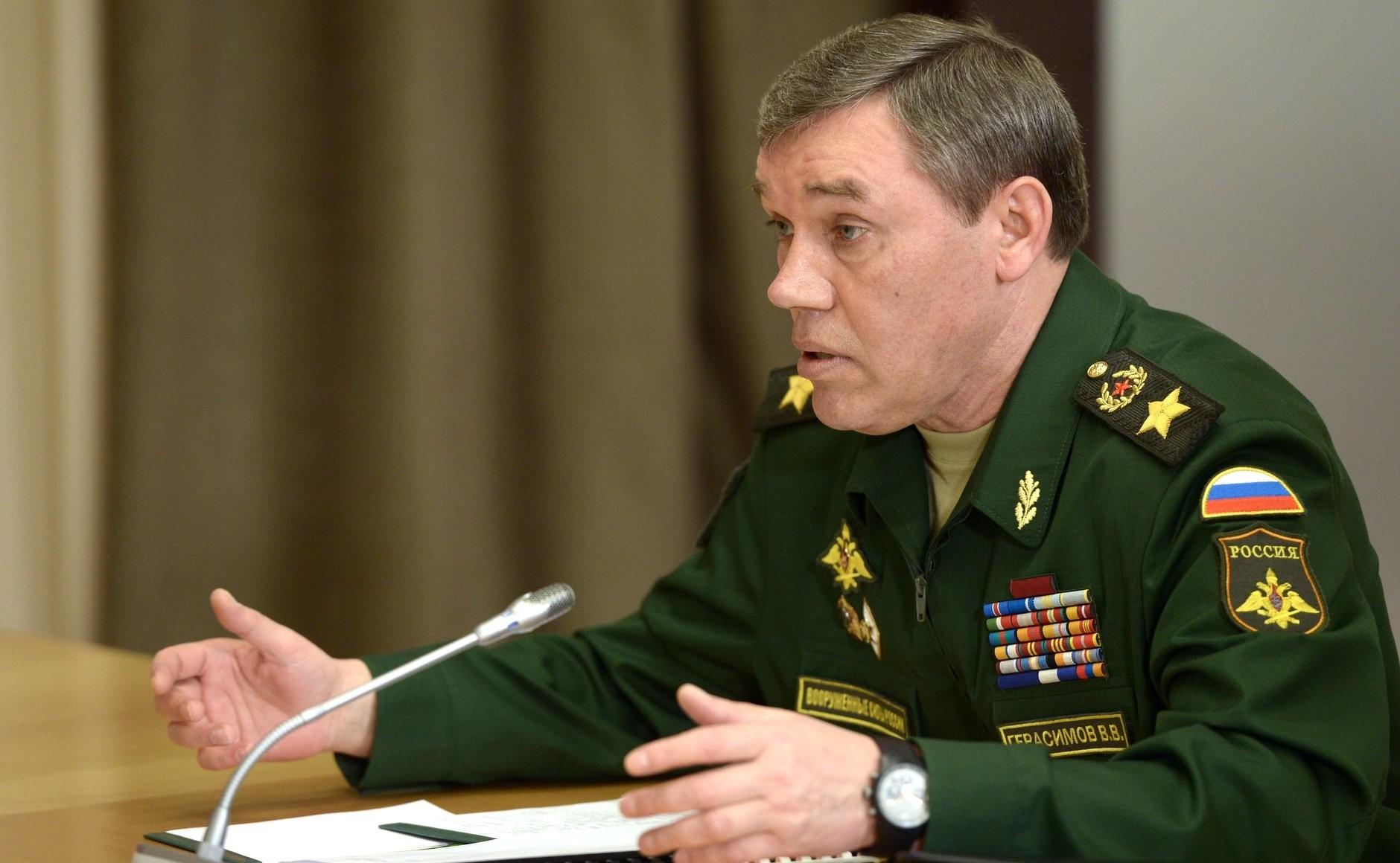 Руководитель Генштаба Российской Федерации ипосол США обсудили ситуацию вСирии иКНДР