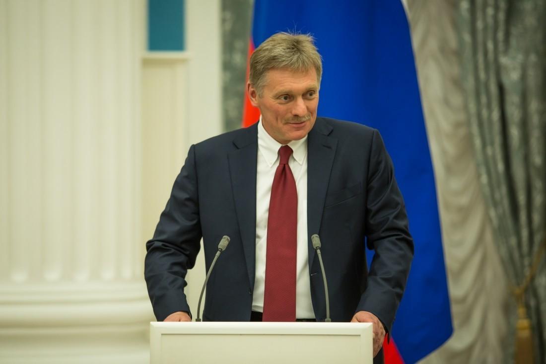 Встреча В. Путина солимпийцами готовится— пресс-секретарь российского лидера Дмитрий Песков