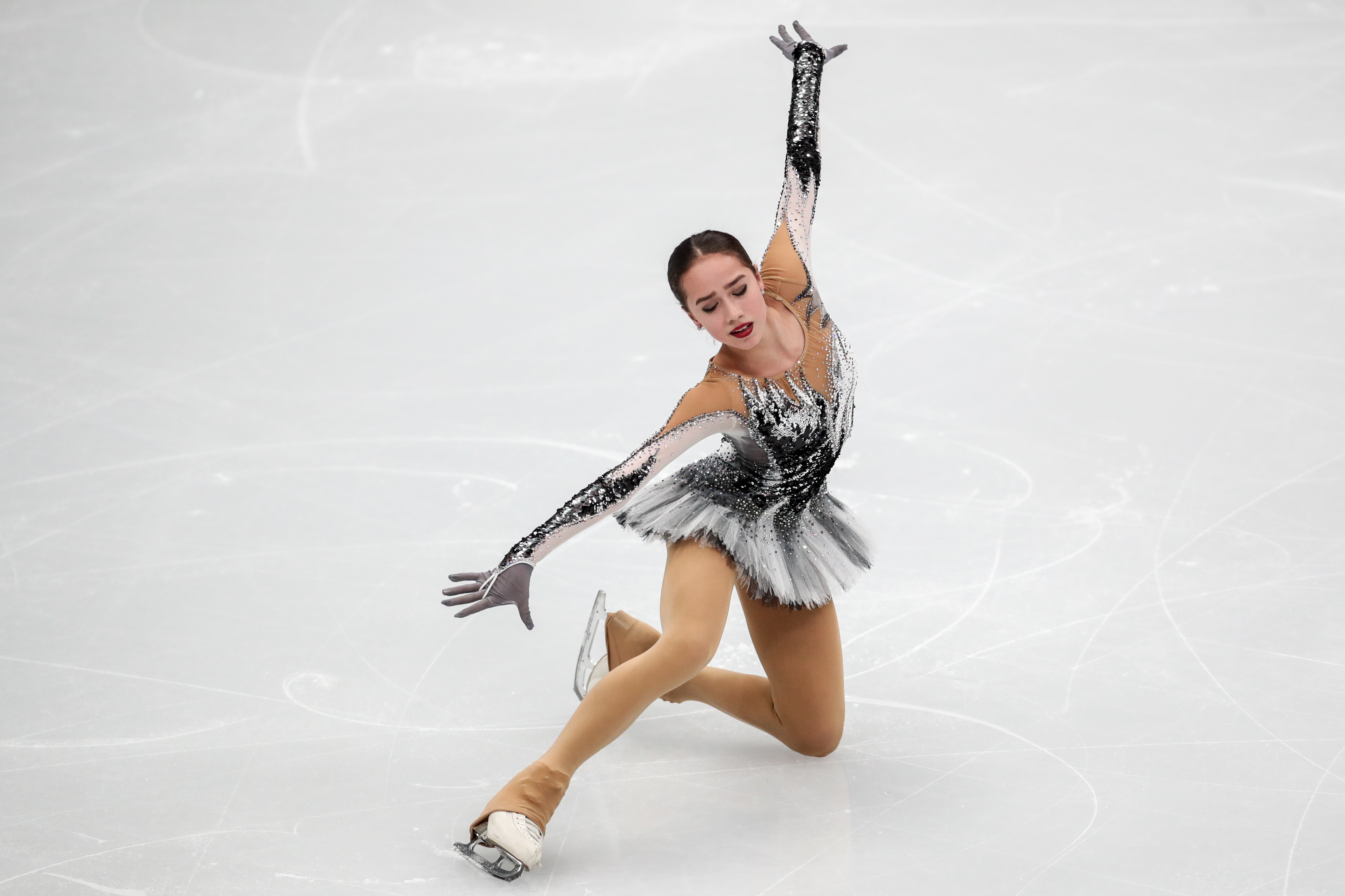 Фигуристка Загитова стала чемпионкой Европы Медведева – вторая
