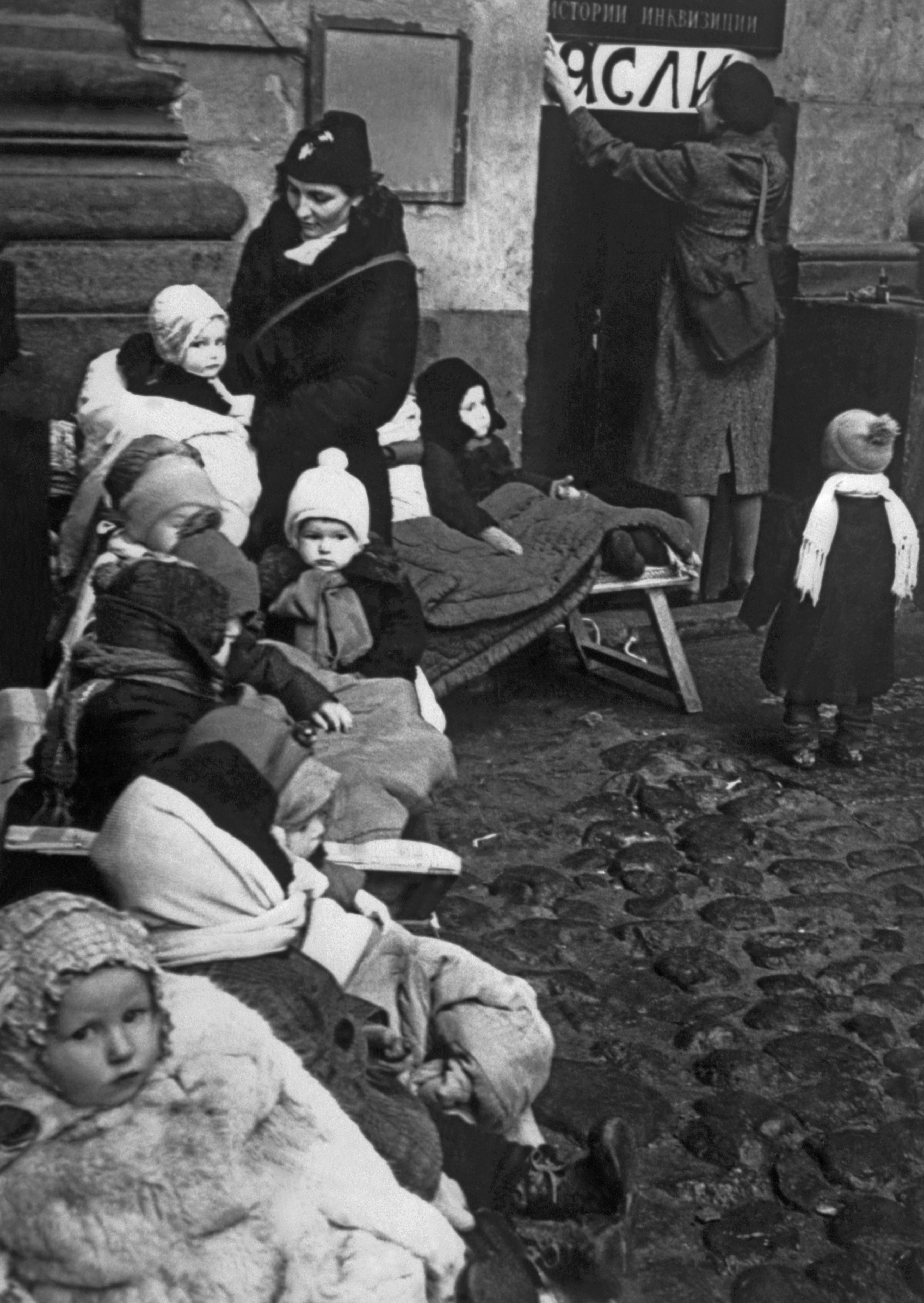 Реферат на тему дети блокады 138