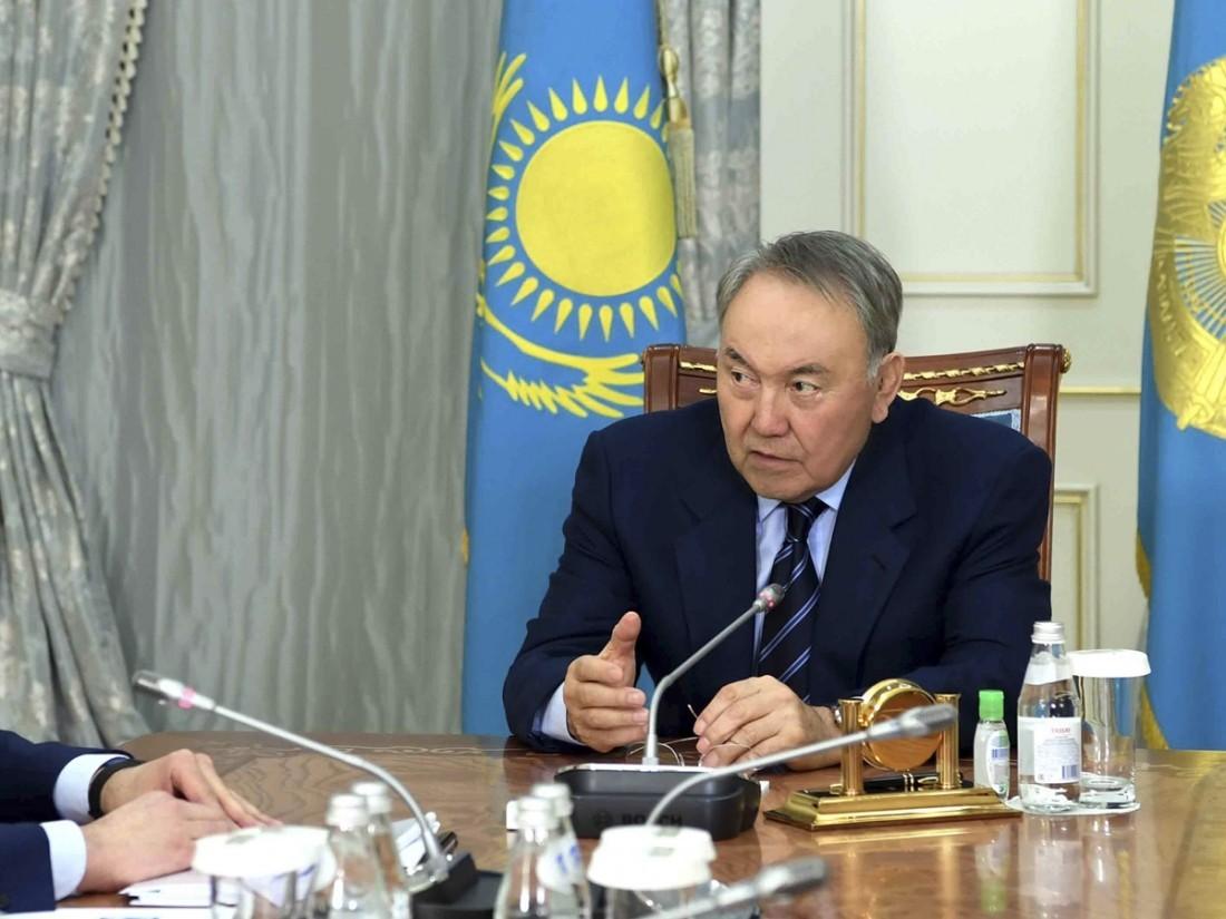 Трамп примет вБелом доме президента Казахстана