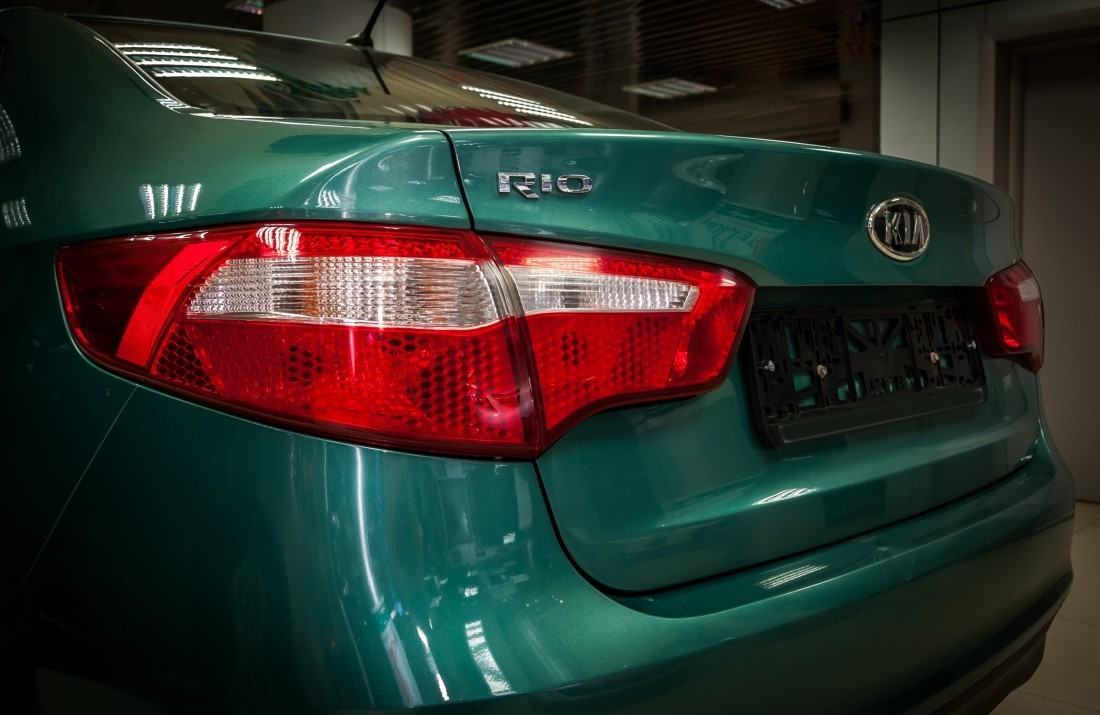 Размещен ТОП-10 самых известных авто в РФ в предыдущем 2017г