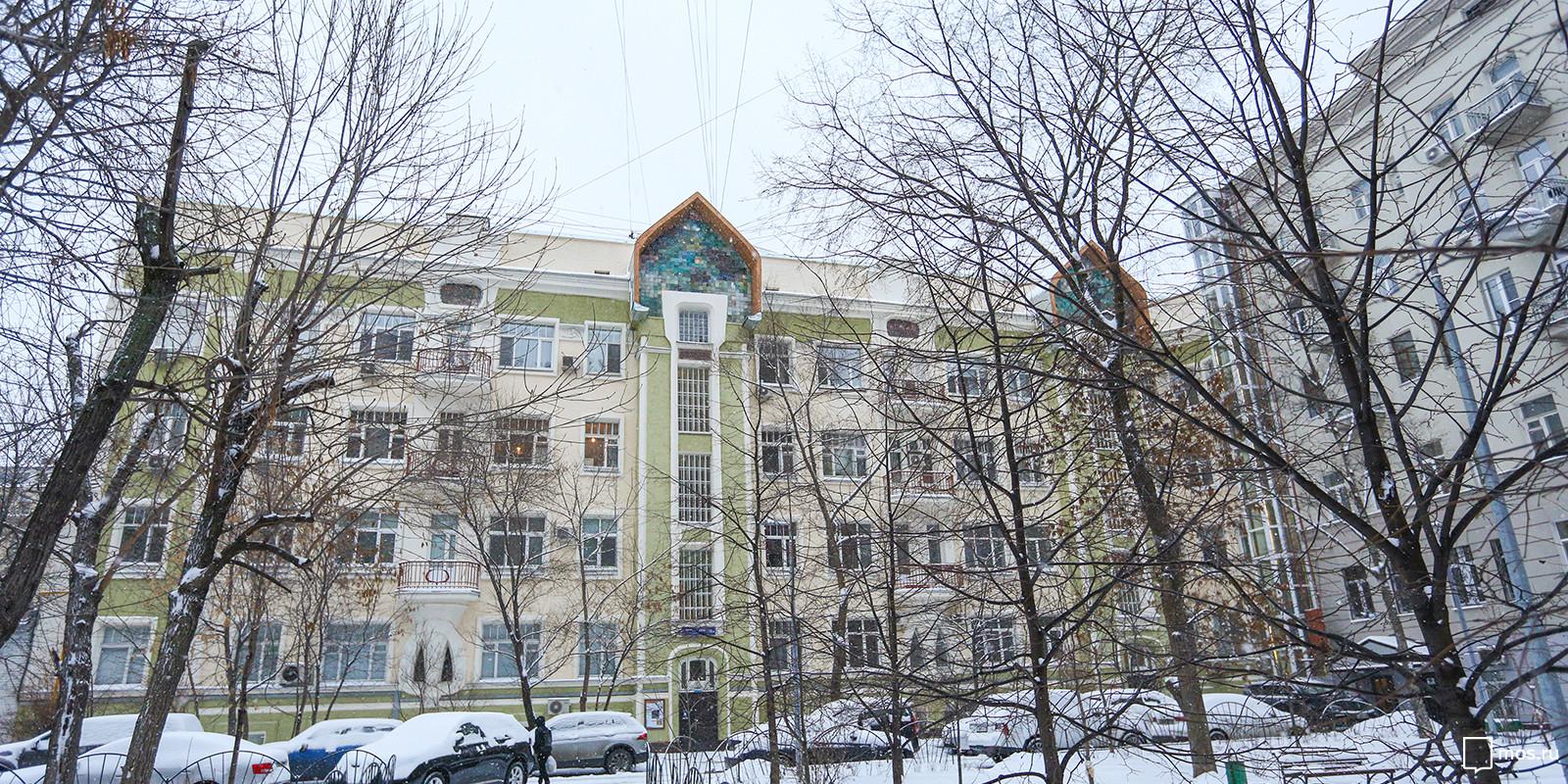 Дом Плевако наНовинском бульваре стал выявленным объектом культурного наследства