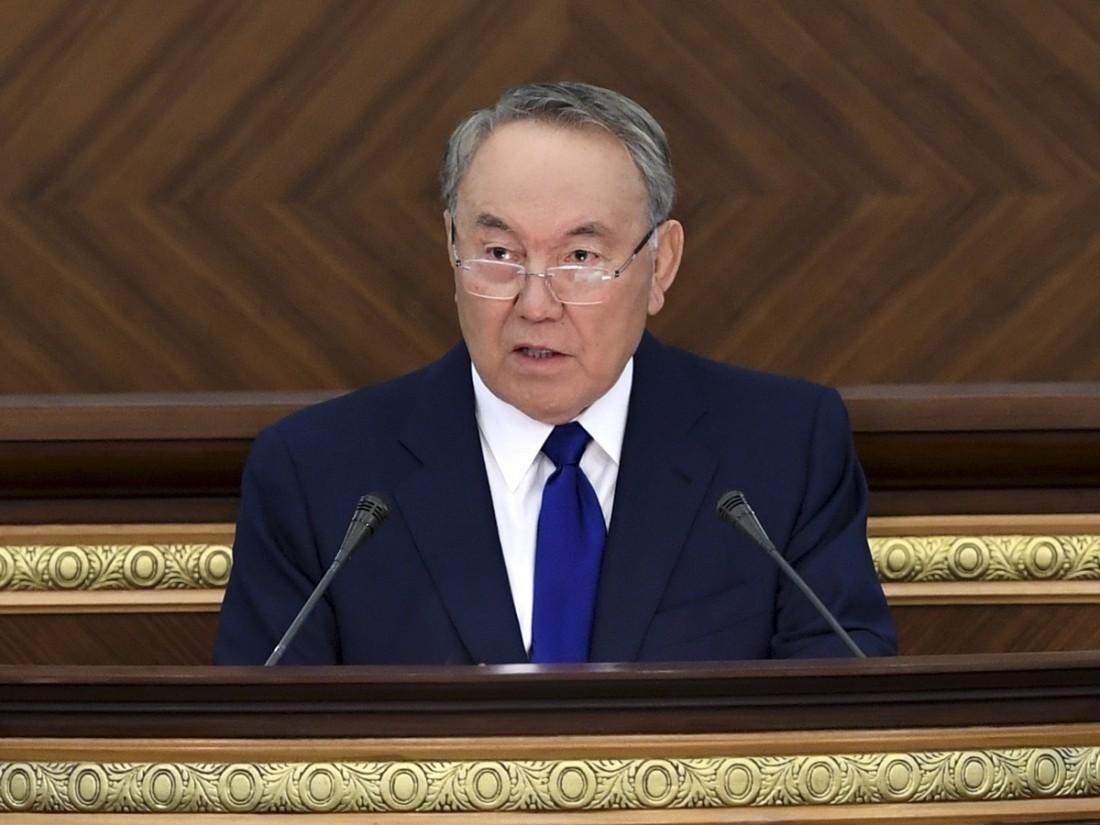 Секс дочерей назарбаева
