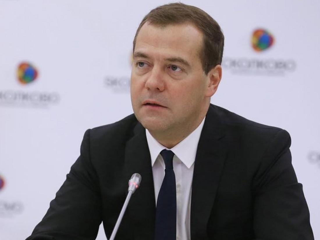 Медведев проинформировал обуспехе опыта помаркировке шуб вЕАЭС