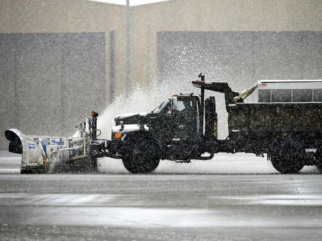 Рекордные снегопады обрушились наЯпонию