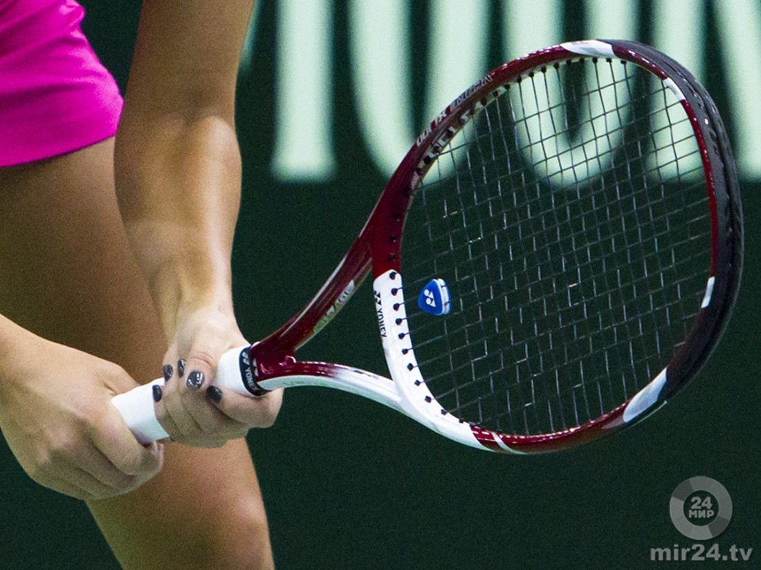 Макарова иВеснина вышли втретий круг Australian Open впарном разряде