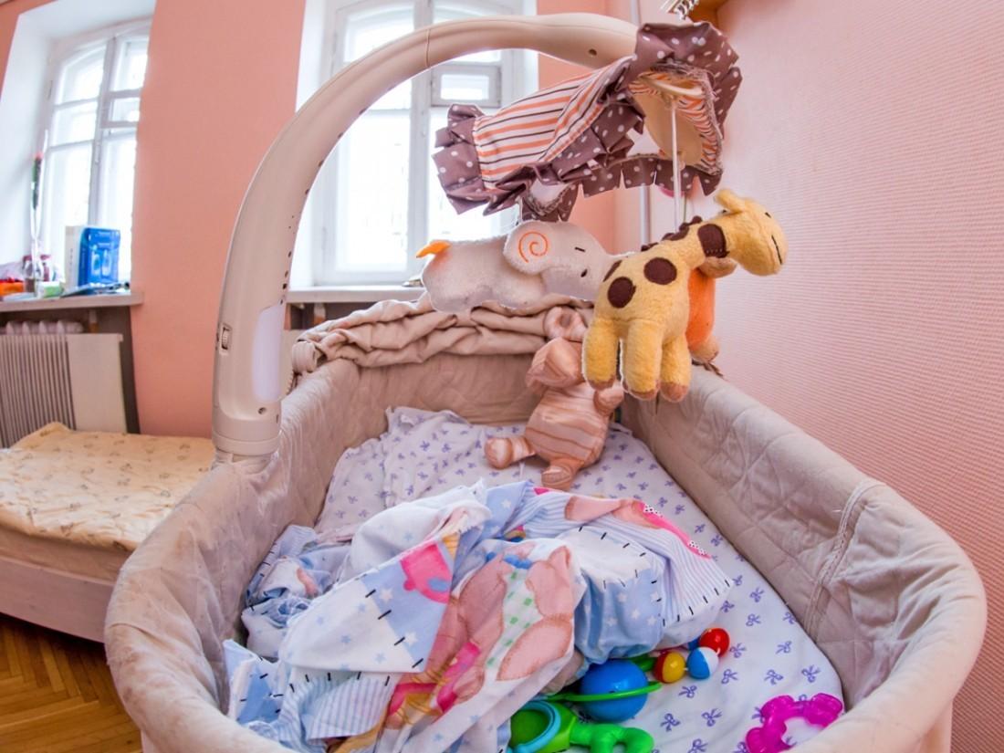 ВДагестане родилась девочка-богатырь весом неменее 6кг