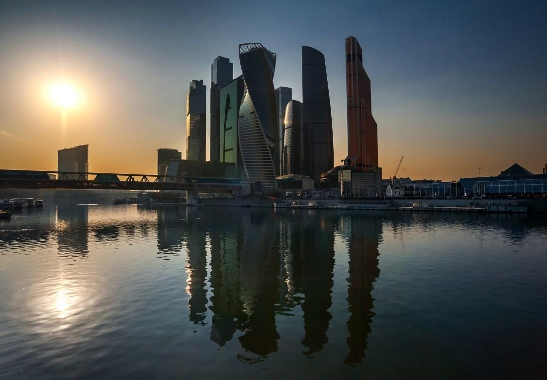 Проезд через «Москва-сити» состороны башни «Меркурий» откроется втекущем году