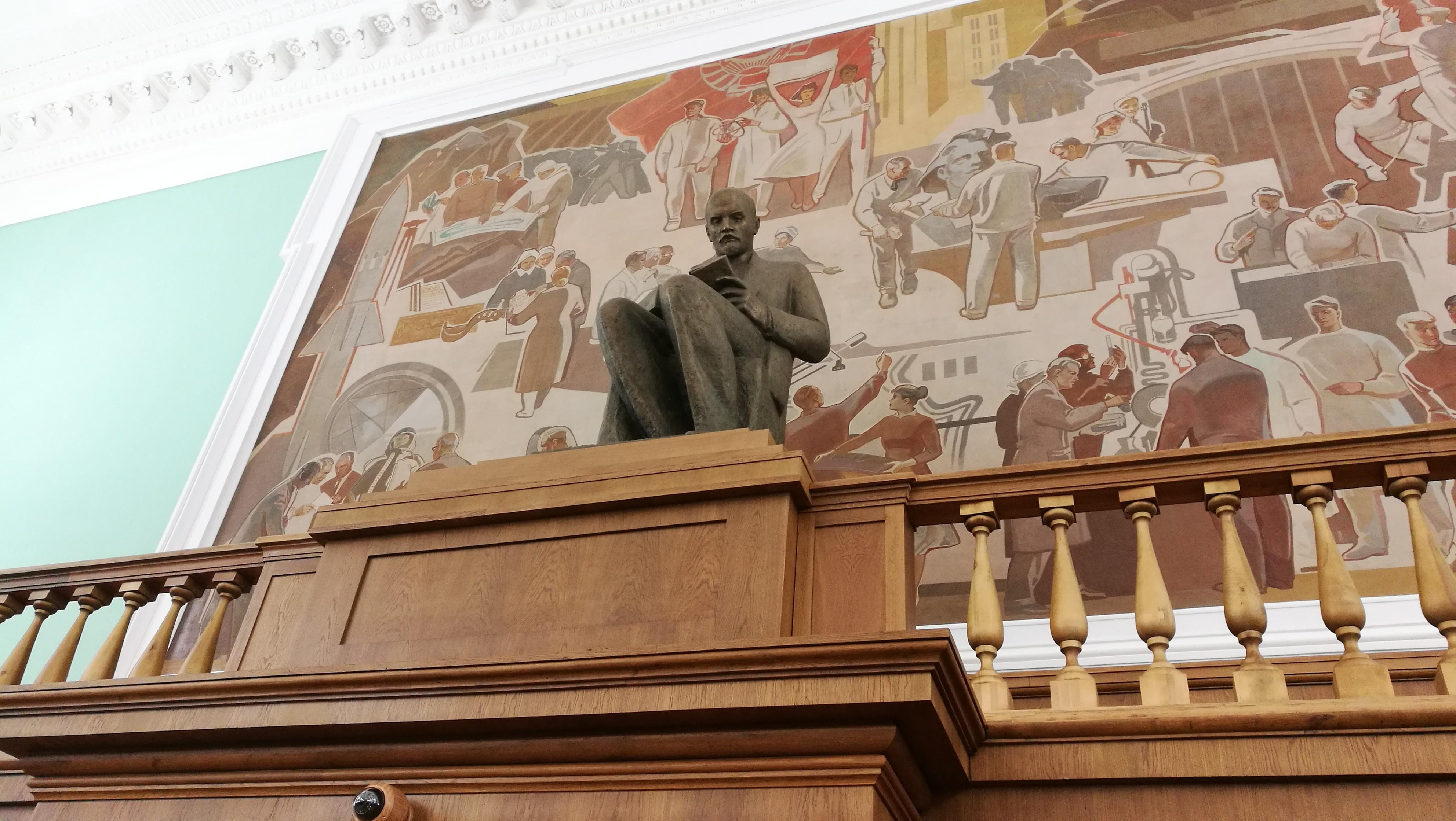 Мединский открыл после реконструкции наибольший читальный зал вевропейских странах