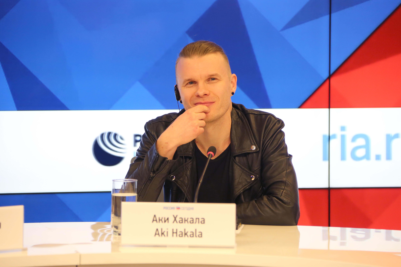 Лидер The Rasmus поведал о воздействии русских песен наего творчество