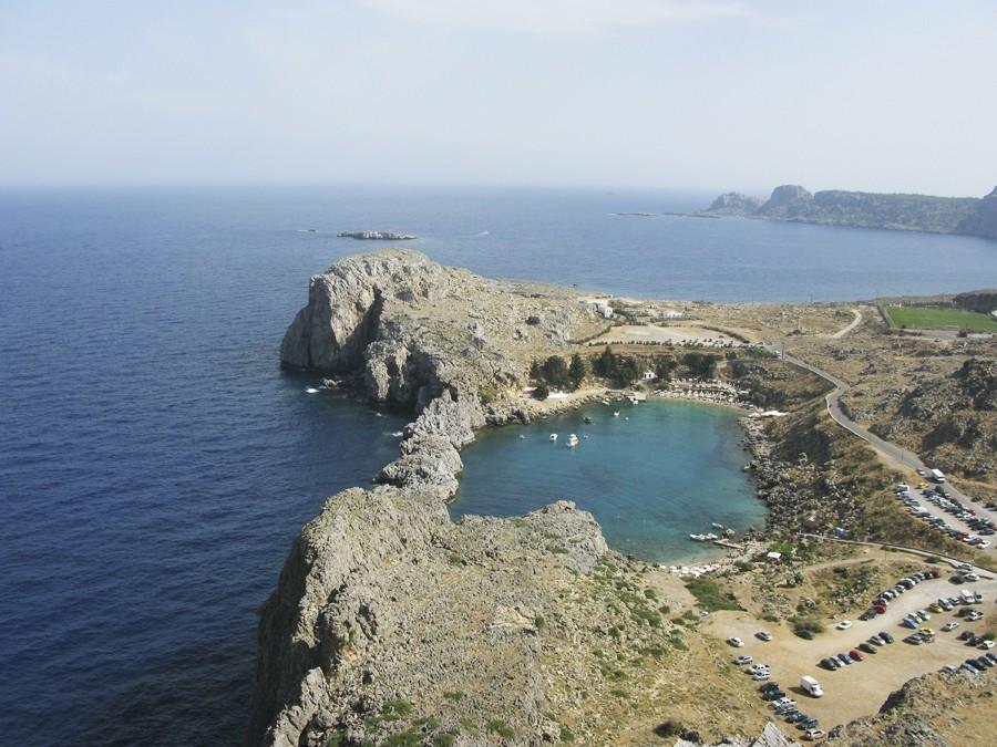 Угреческого острова Антикитера отыскали старинную статую