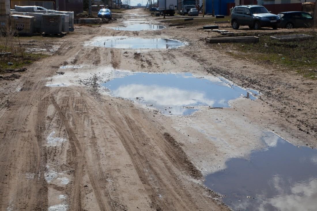 ВОрловской области украли 15км бетонной дороги