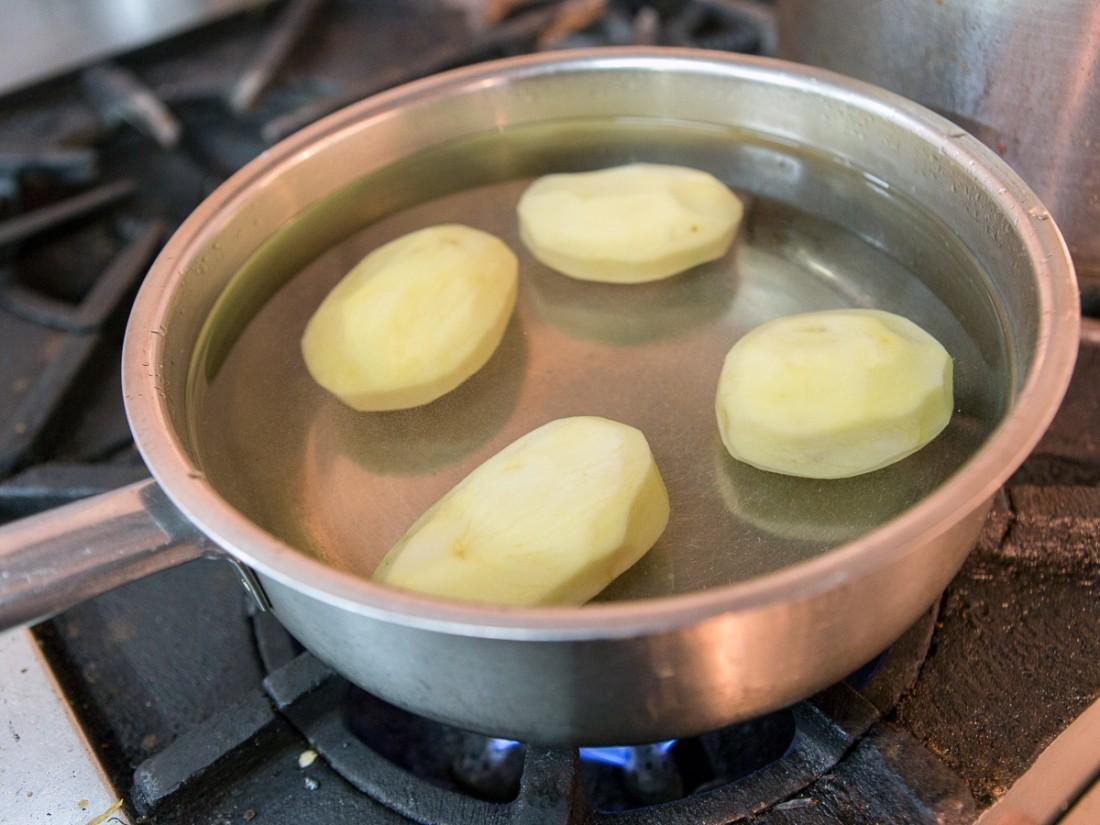 Жители РФстали употреблять больше картофеля