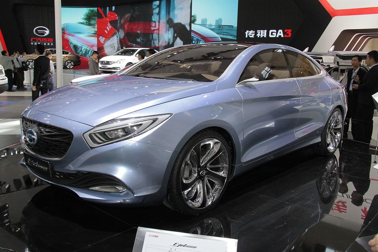 Китайский производитель авто  отказался от наименования  Trumpchi для рынка Америки