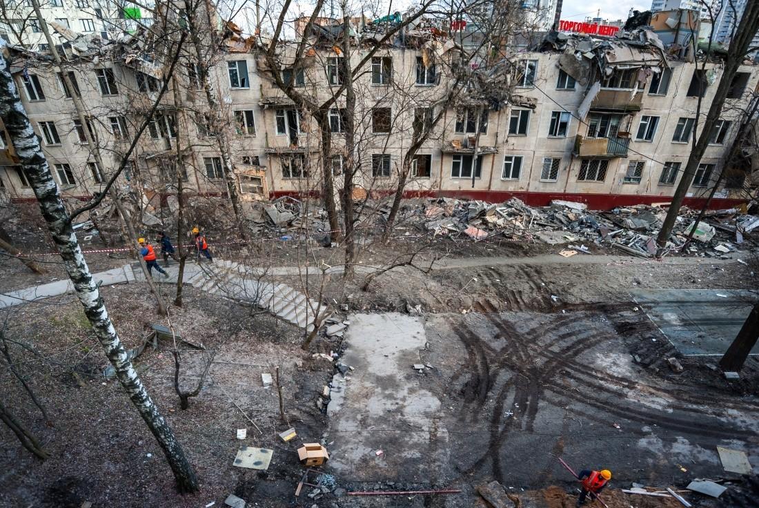 Главный архитектор столицы счёл неблагополучными районы реновации