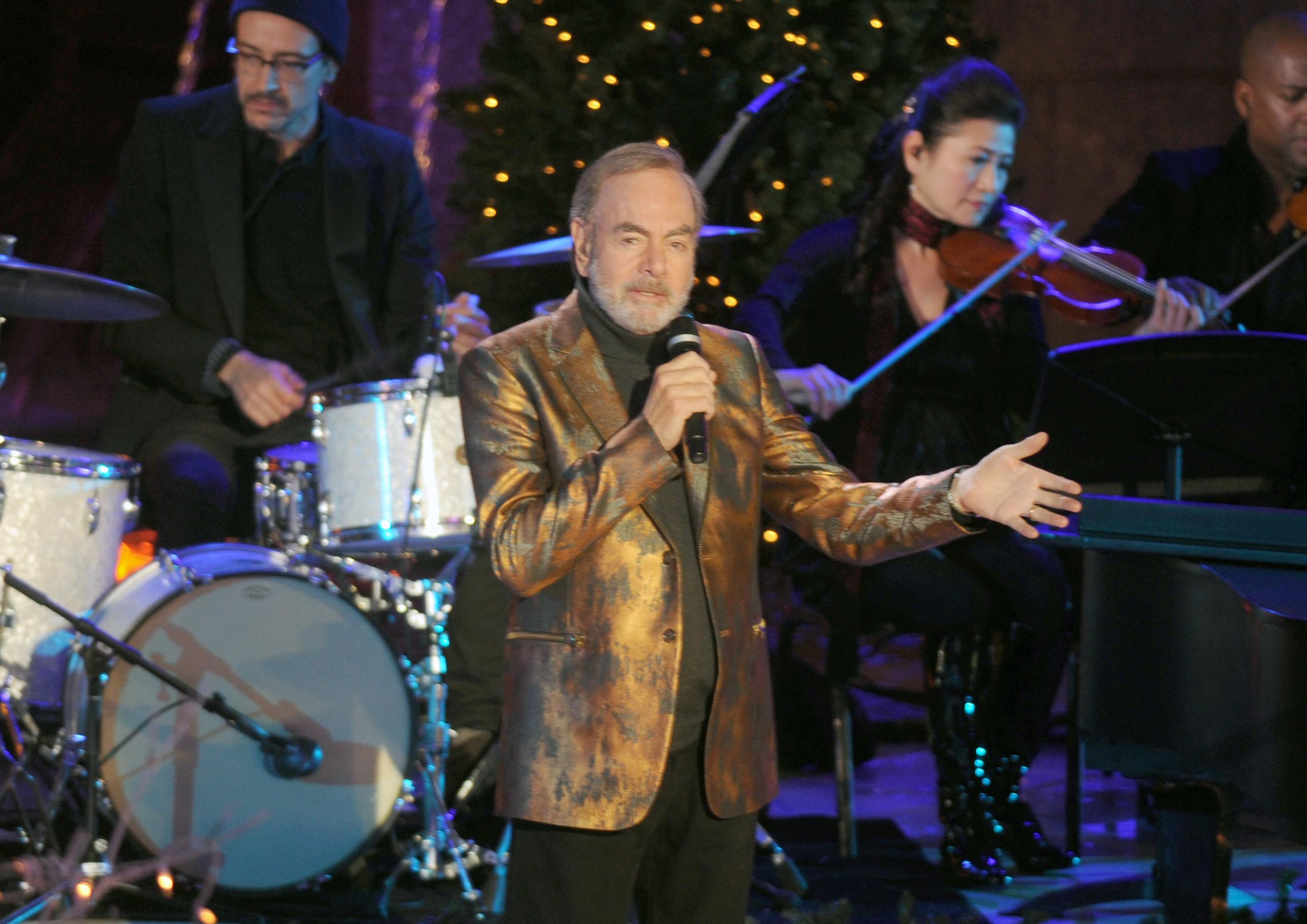 Уамериканского певца Нила Даймонда диагностировали болезнь Паркинсона