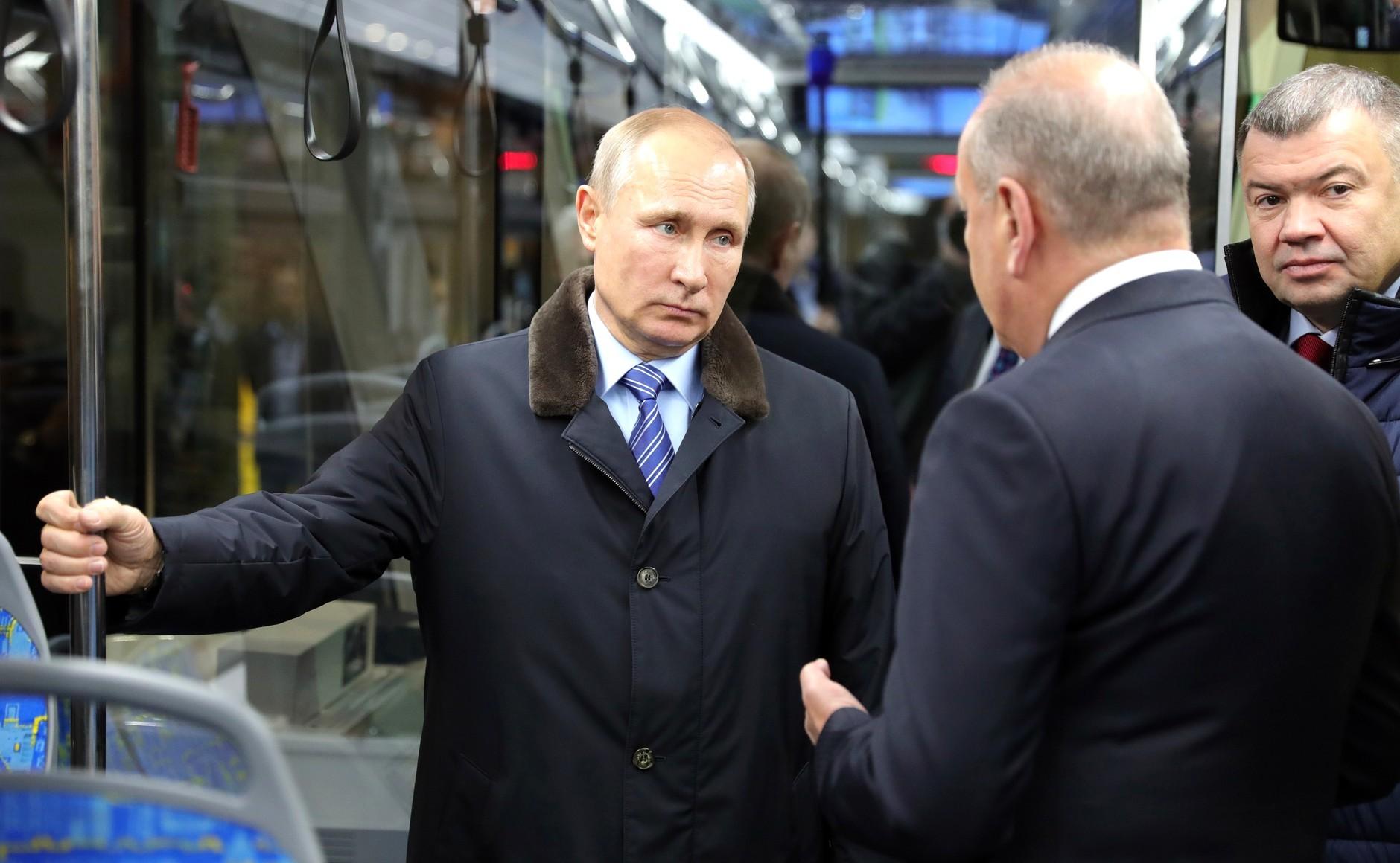 Владимир Путин пообещал новый мост вТвери