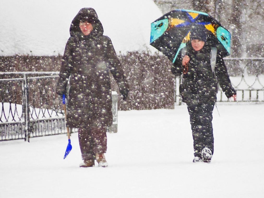 Из-за снежного шторма 67 тыс.  граждан  Канады остались без света