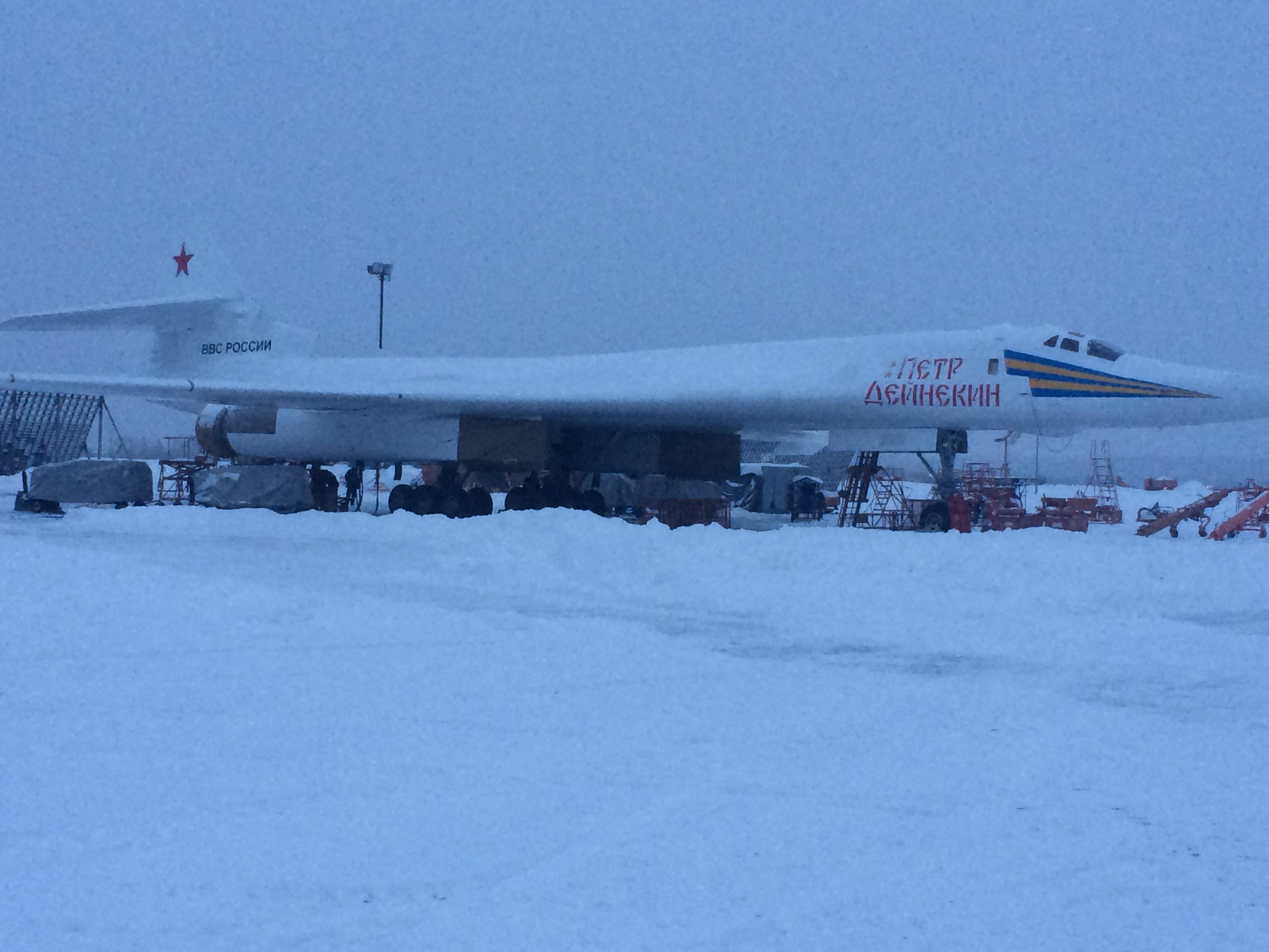 Модернизированный вКазани Ту-160 назвали вчесть генерала ВВСРФ Дейнекина