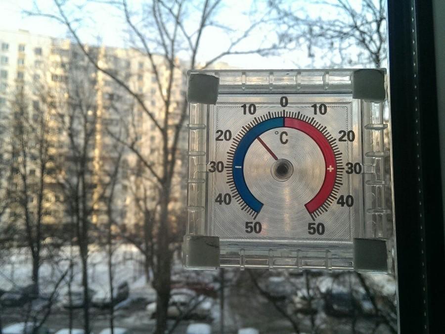 Весеннее тепло в столице сменят 10-градусные морозы