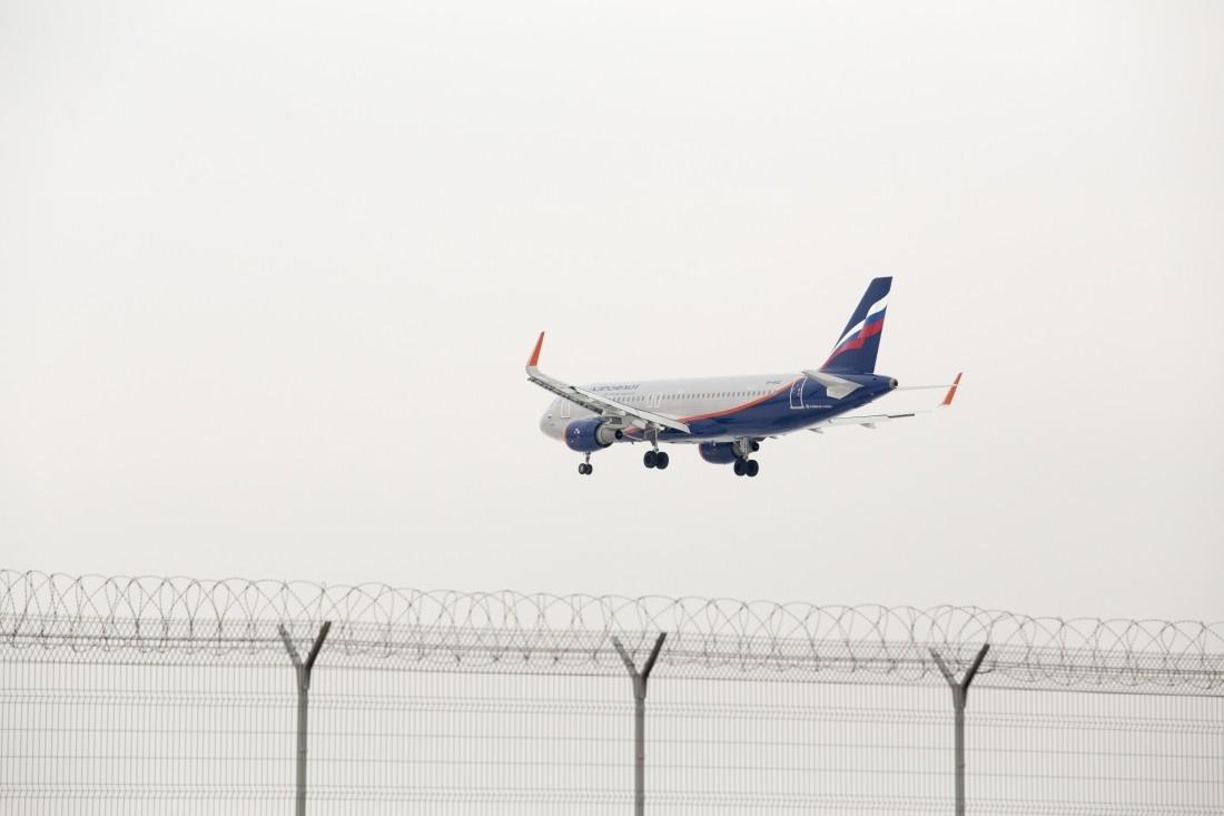 ВШереметьево задержали несколько рейсов вНью-Йорк